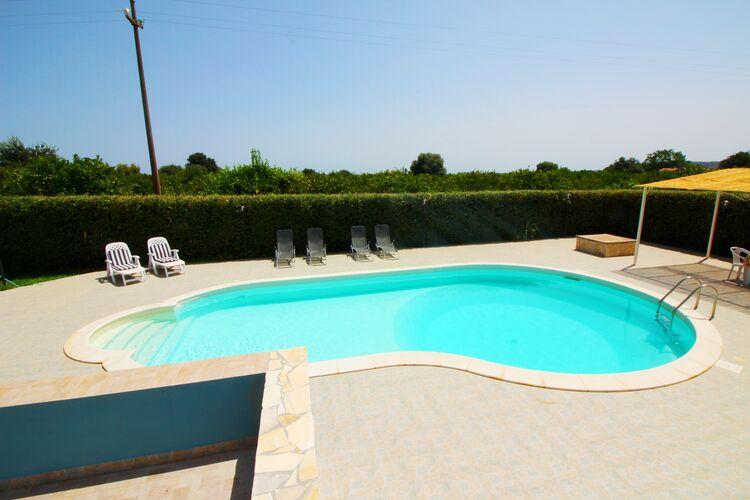 Villa Italië, Sicilia, Floridia Villa IT-96014-17