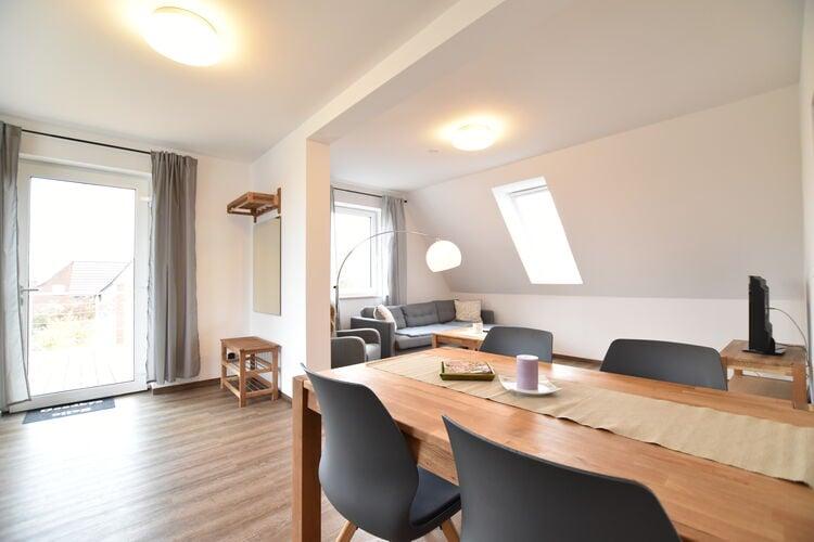 Vakantiehuizen Duitsland | Ostsee | Appartement te huur in Insel-Poel   met wifi 4 personen