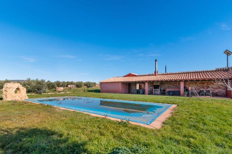 Vakantiehuizen Spanje | Castilla-las-mancha | Vakantiehuis te huur in Alcaraz    7 personen