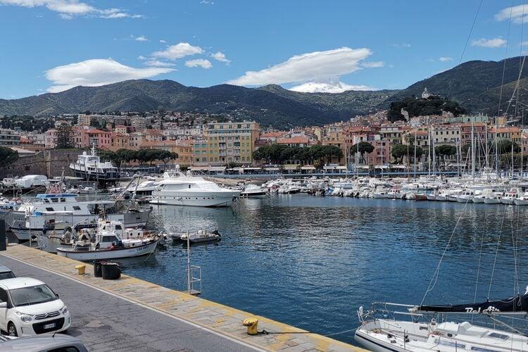 Italie | Lig | Appartement te huur in Sanremo   met wifi 2 personen