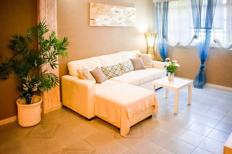 Appartementen Spanje | Luz | Appartement te huur in El-Puerto-de-Santa-Maria   met wifi 7 personen
