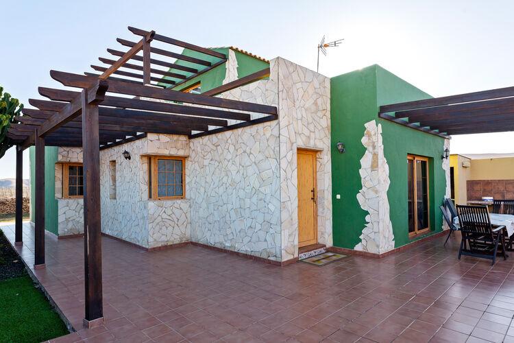 Spanje | Fuert | Vakantiehuis te huur in Antigua   met wifi 7 personen