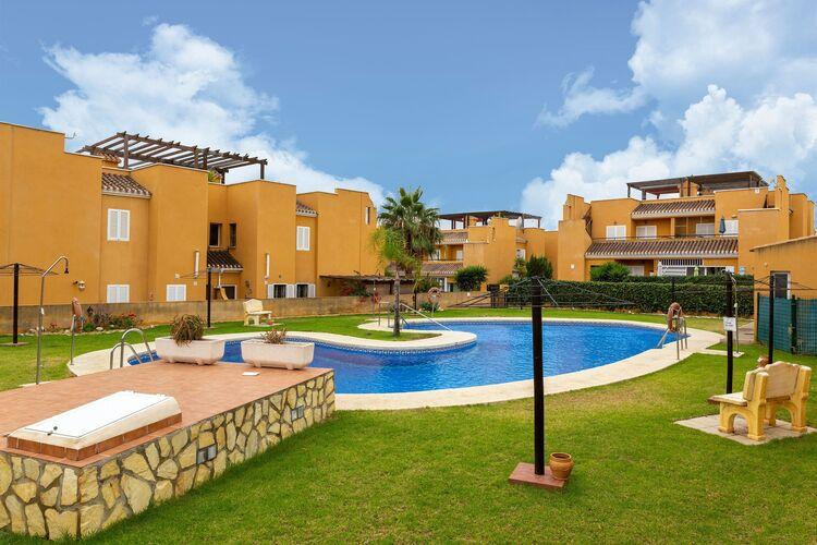 Vakantiehuizen Costa Almeria te huur Los-Gallardos- ES-00042-29 met zwembad  met wifi te huur