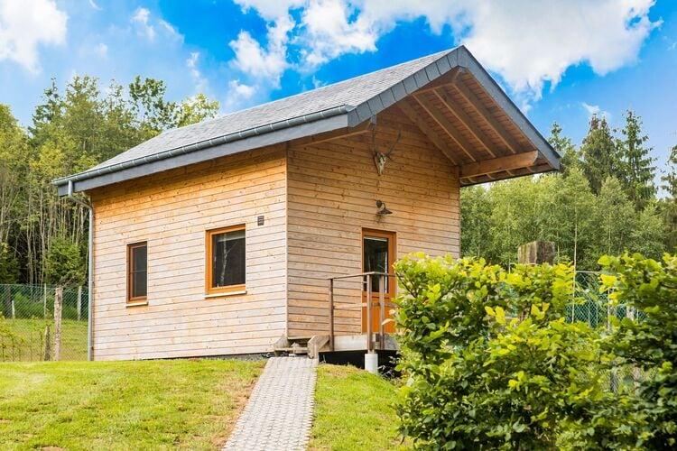 Vakantiehuizen Belgie | Luxemburg | Chalet te huur in Rogery   met wifi 4 personen