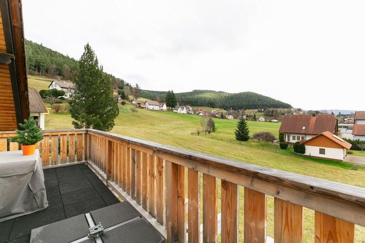 Duitsland | Baden-Wurttemberg | Appartement te huur in Baiersbronn   met wifi 5 personen