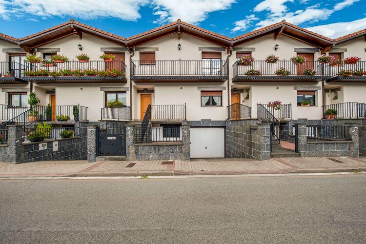 vakantiehuis Spanje, Navarra, Leitza vakantiehuis ES-31880-02