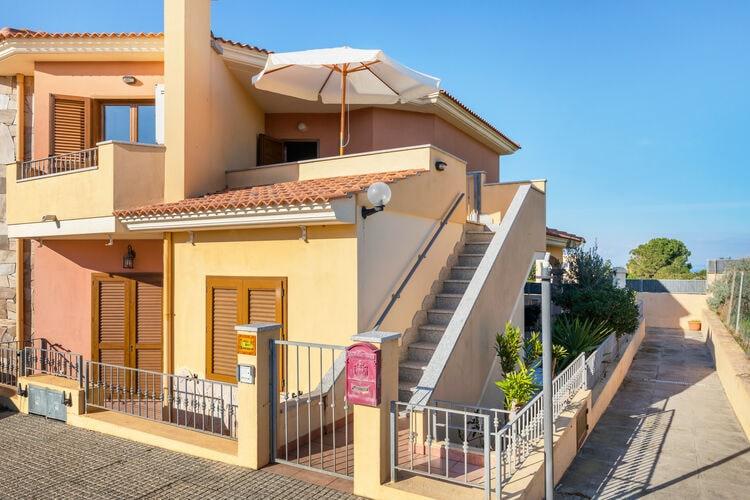Appartementen Italie | Sardegna | Appartement te huur in Castelsardo   met wifi 6 personen