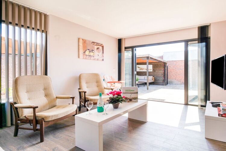 vakantiehuis Nederland, Zuid-Holland, Noordwijkerhout vakantiehuis NL-2211-42