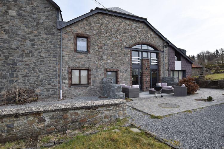 Vakantiehuizen Belgie | Luxemburg | Vakantiehuis te huur in Sainte-Ode-Ardennes   met wifi 8 personen