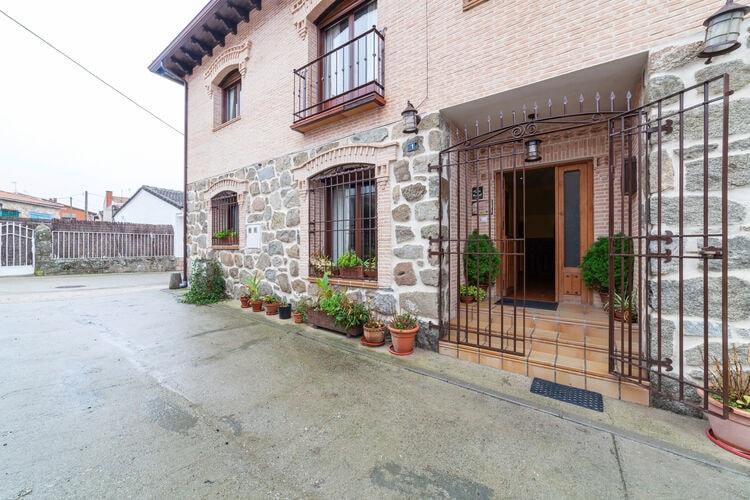 Spanje | Madrid | Vakantiehuis te huur in Cenicientos    16 personen