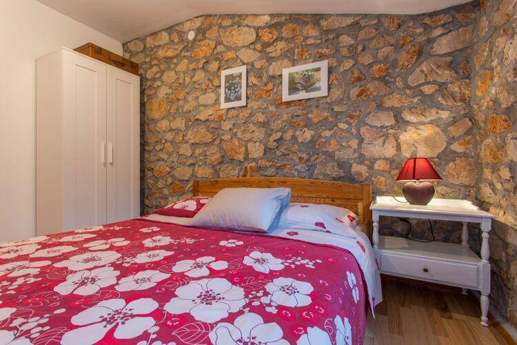 vakantiehuis Kroatië, eld, Polje vakantiehuis HR-51515-11