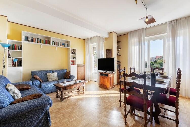 Vakantiehuizen Italie | Lig | Appartement te huur in Sanremo   met wifi 4 personen