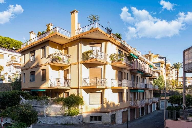 Vakantiehuizen Italie | Lig | Appartement te huur in Sanremo   met wifi 2 personen