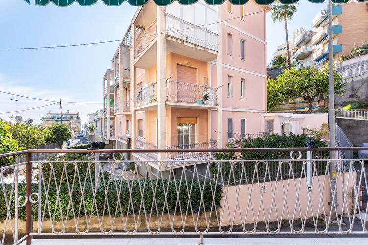 Appartement Italië, lig, Sanremo Appartement IT-18038-20