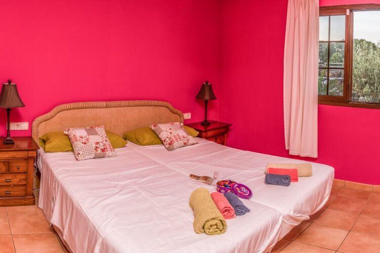vakantiehuis Spanje, fuert, Villaverde vakantiehuis ES-35640-03