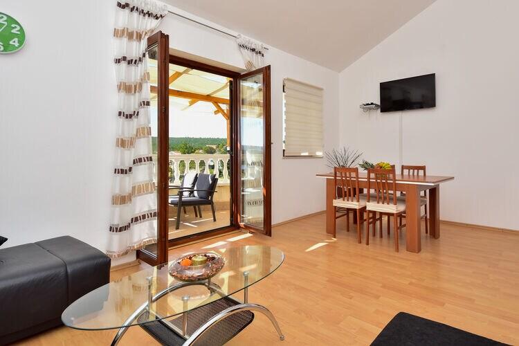 vakantiehuis Kroatië, Dalmatie, Krusevo vakantiehuis HR-23452-02