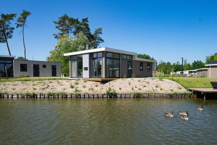 Vakantiehuizen Belgie | Antwerpen | Chalet te huur in Mol met zwembad   6 personen