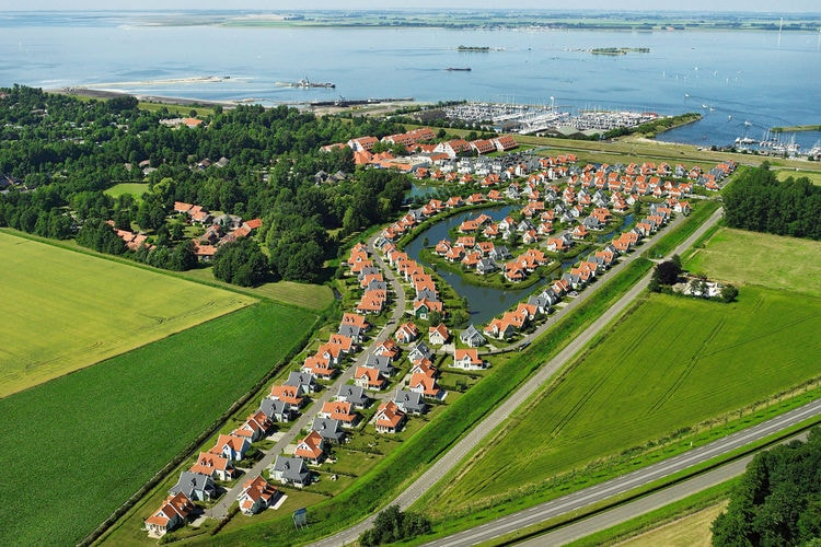 Villa Nederland, Zeeland, Bruinisse Villa NL-4311-59