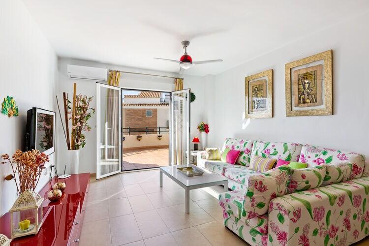 Vakantiehuizen Spanje | Costa-Almeria | Appartement te huur in La-Herradura   met wifi 4 personen
