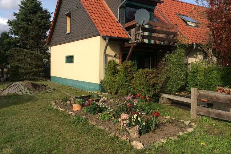 Duitsland | Berlijn | Vakantiehuis te huur in Thale    4 personen