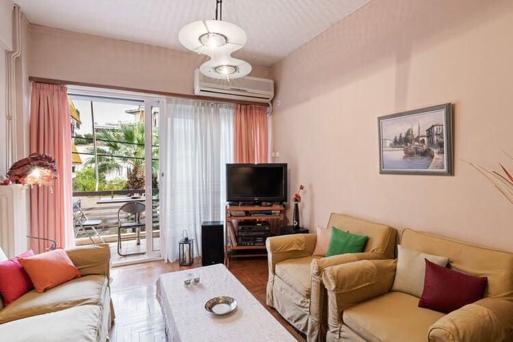 Vakantiehuizen Griekenland | Attiki | Appartement te huur in Athen   met wifi 4 personen