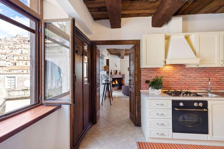 vakantiehuis Italië, Basilicata, Morano Calabro vakantiehuis IT-87016-03