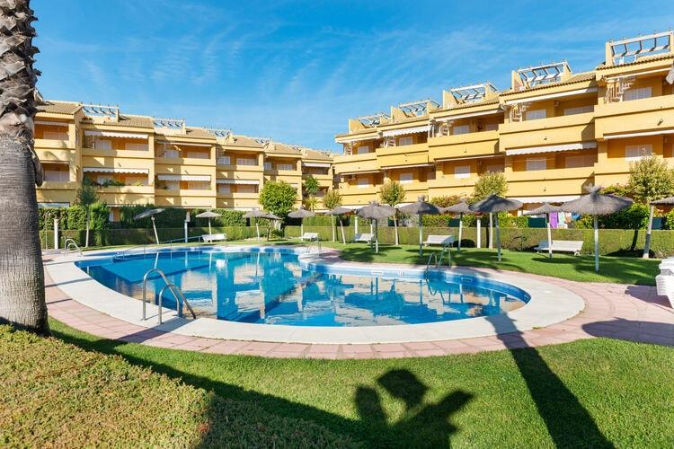 Vakantiehuizen Luz te huur Islantilla- ES-29680-48   met wifi te huur