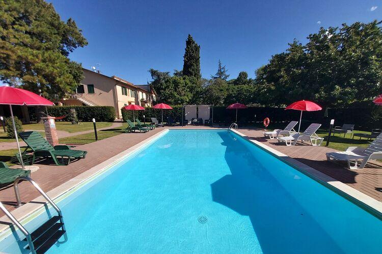 Vakantiehuizen Italie | Umbrie | Villa te huur in CASTIGLIONE-DEL-LAGO met zwembad  met wifi 5 personen
