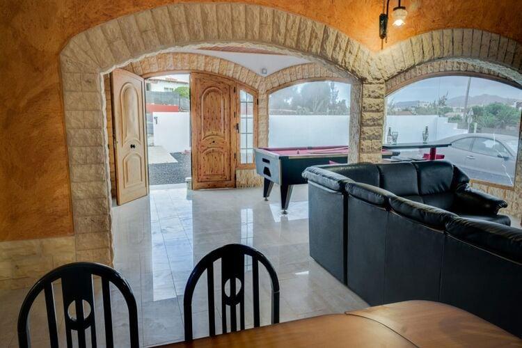 Vakantiehuis spanje, fuert, Las Palmas Vakantiehuis ES-35640-04