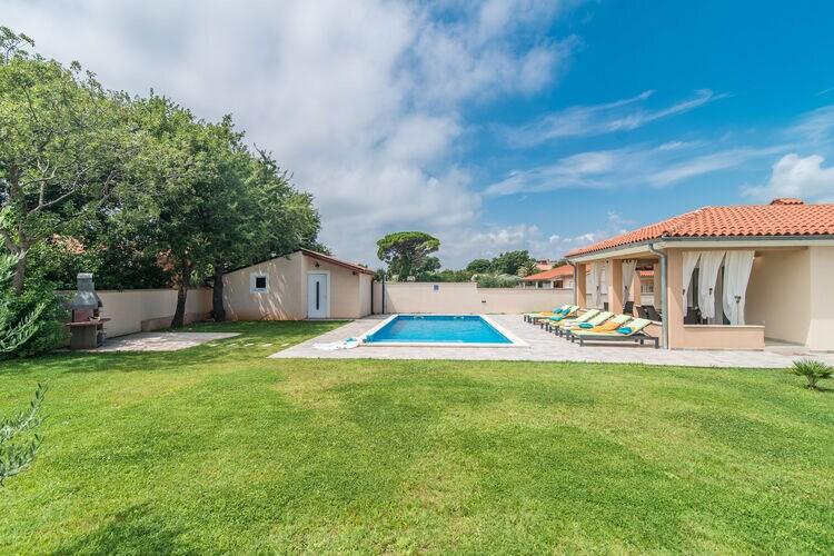 Villa Kroatië, Istrie, Ližnjan Villa HR-52204-35