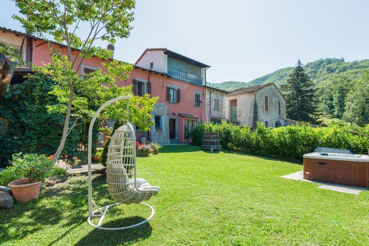 Villa Italië, Toscana, Spicciano - Fivizzano (MS) Villa IT-54013-18