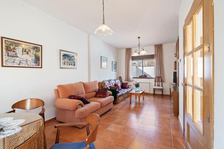 Vakantiehuizen Spanje | Castilla-las-mancha | Vakantiehuis te huur in Bienservida met zwembad  met wifi 6 personen