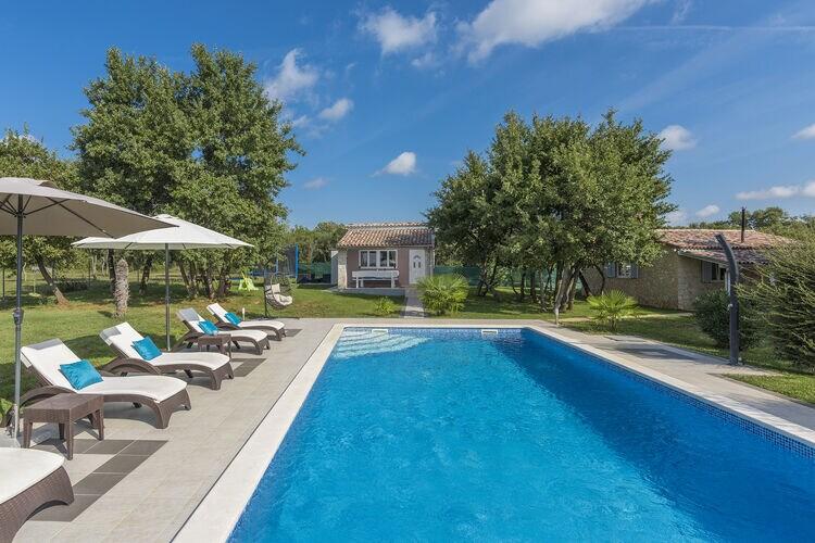 vakantiehuis Kroatië, Istrie, Bale vakantiehuis HR-00026-83