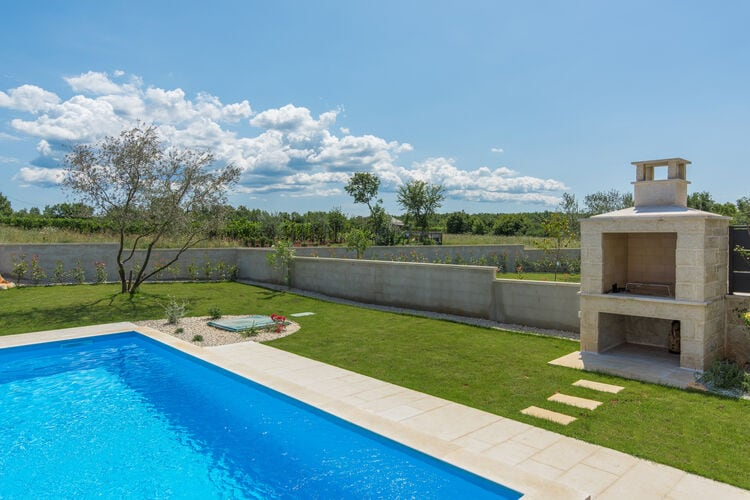 Villa Kroatië, Istrie, Labinci Villa HR-00026-85