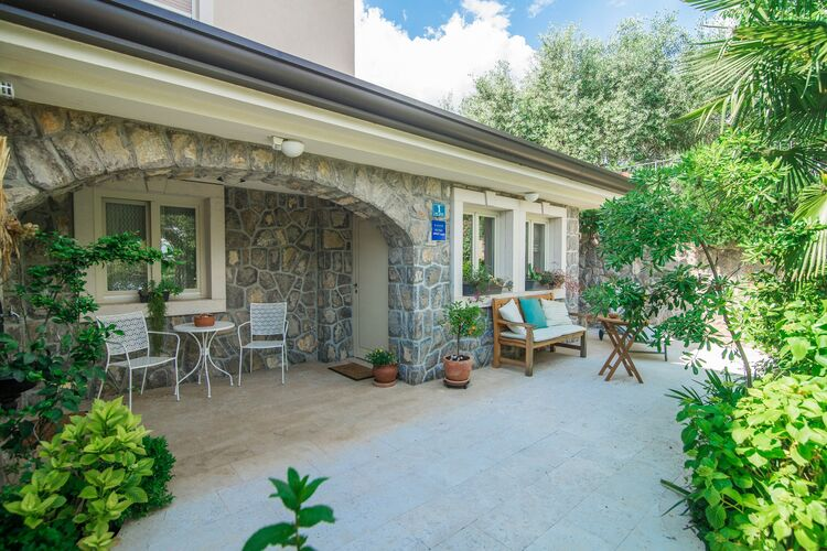 Appartement Kroatië, Istrie, Lovran Appartement HR-00026-86