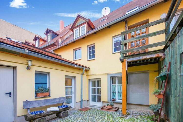 Vakantiehuizen Duitsland | Saksen-Anhalt | Appartement te huur in Naumburg   met wifi 3 personen
