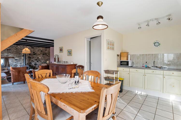 Vakantiehuizen Frankrijk | Bretagne | Vakantiehuis te huur in La-Chapelle-Neuve met zwembad  met wifi 7 personen