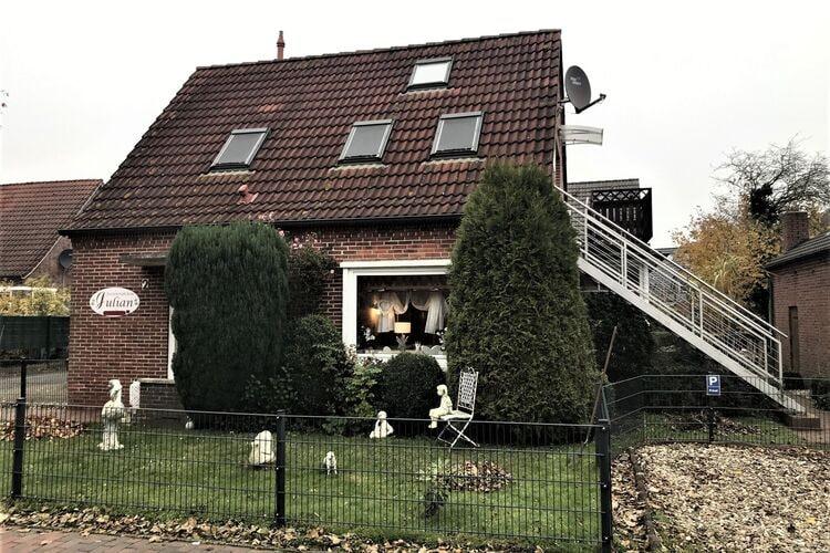 Duitsland | Nedersaksen | Appartement te huur in Greetsiel   met wifi 2 personen