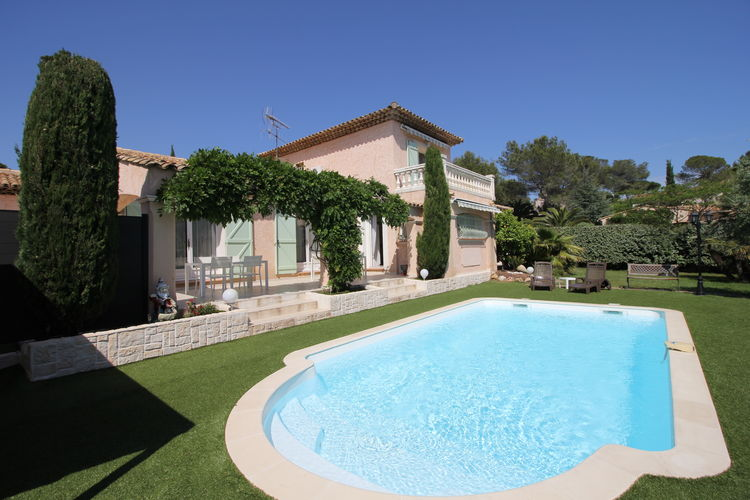 Vakantiehuis met zwembad met wifi  Saint-Raphaël  Le Val d