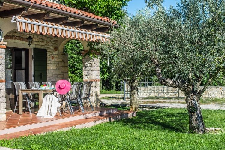 Villa Kroatië, Istrie, Radetici Villa HR-52444-64