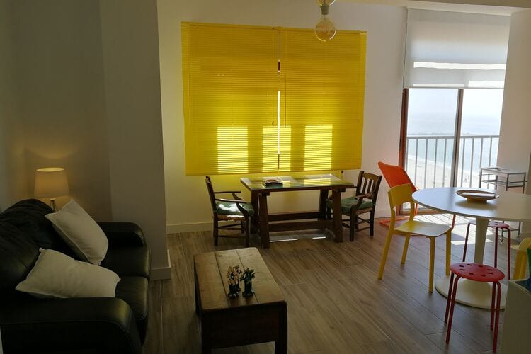 Vakantiehuizen Spanje   Costa-Almeria   Appartement te huur in ALMERIA    4 personen