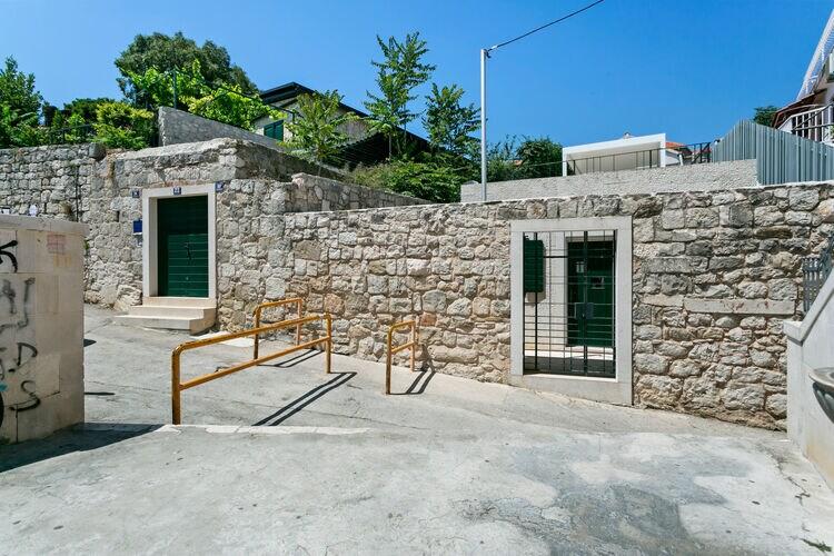 Vakantiehuizen Kroatie | Dalmatie | Appartement te huur in Split   met wifi 4 personen