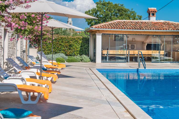 Villa Kroatië, Istrie, Tinjan Villa HR-52444-65