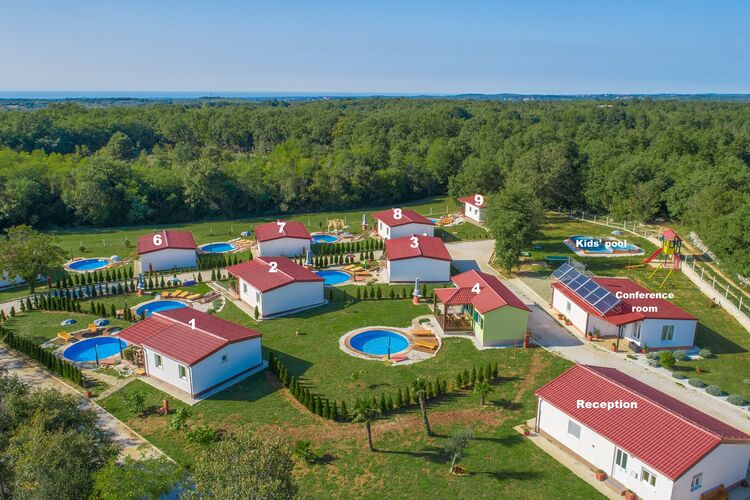 Villa Kroatië, Istrie, Kringa Villa HR-00029-76