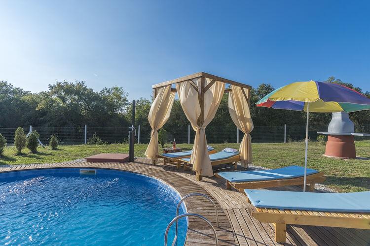 vakantiehuis Kroatië, Istrie, Kringa vakantiehuis HR-00029-78