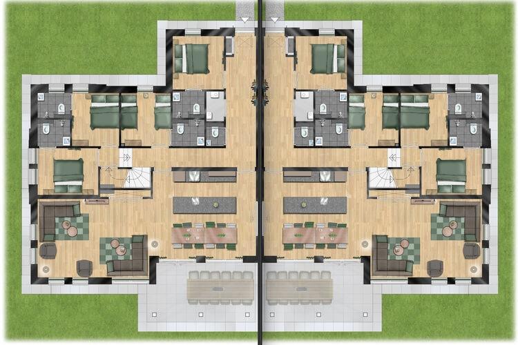 Villa Nederland, Gelderland, Voorthuizen Villa NL-3781-75