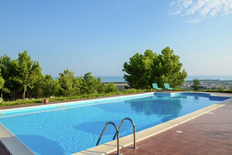vakantiehuis Italië, Basilicata, Cropani CZ vakantiehuis IT-88050-031