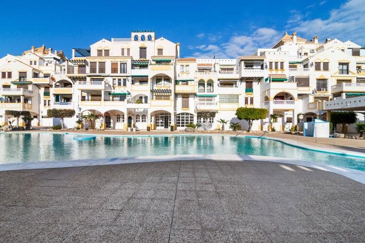 Vakantiehuizen Spanje | Costa-Almeria | Appartement te huur in ROQUETAS-DE-MAR   met wifi 4 personen