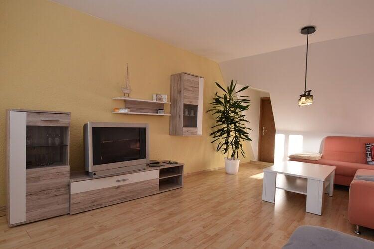 Duitsland | Berlijn | Appartement te huur in Ballenstedt   met wifi 4 personen