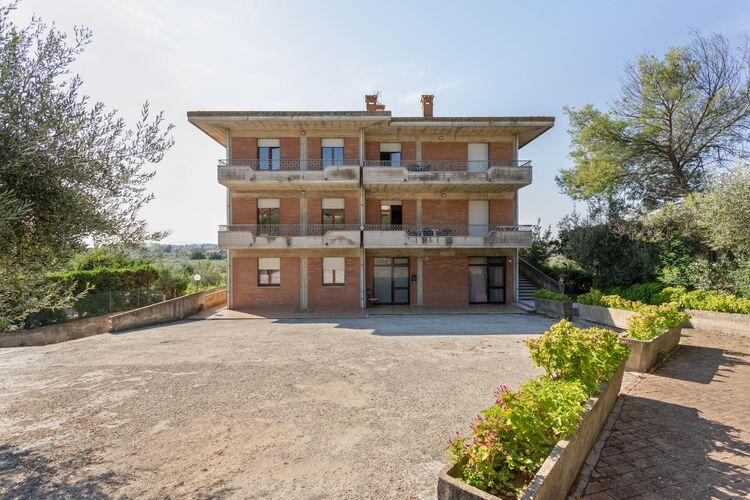 Appartementen Italie | Toscana | Appartement te huur in Tuoro-sul-Trasimeno met zwembad  met wifi 4 personen